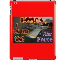 Honey, I Shrunk The Air Force, Tyabb 2012 iPad Case/Skin