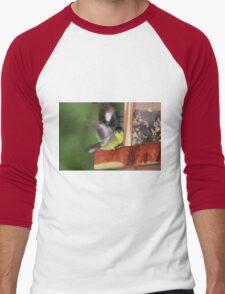 Ready For Take Off Men's Baseball ¾ T-Shirt