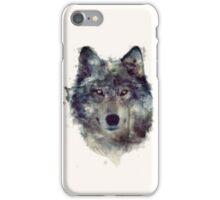 Wolf iPhone Case/Skin