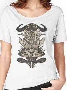 Buffalo Warrior Totem Women's Relaxed Fit T-Shirt