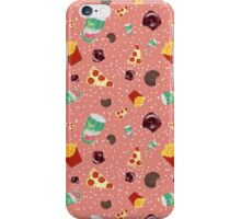 Fast Food and drink iPhone Case/Skin