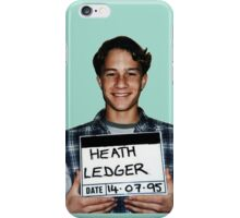 baby Heath iPhone Case/Skin