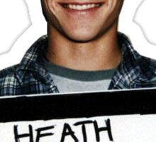 baby Heath Sticker