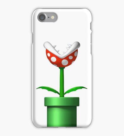Mario Piranha Plant iPhone Case/Skin