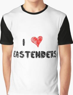 I Love Eastenders Graphic T-Shirt