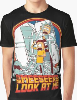 Back to the Meeseeks Graphic T-Shirt