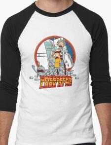Back to the Meeseeks Men's Baseball ¾ T-Shirt