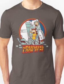 Back to the Meeseeks T-Shirt