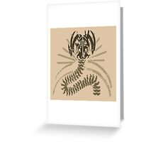 Mass Effect - Kalros Greeting Card