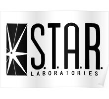 Star Labs Poster