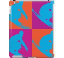Surf Pop Art  iPad Case/Skin