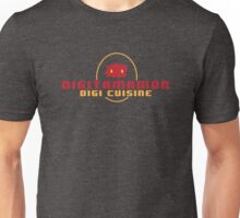 Digitamamon Digi Cuisine Unisex T-Shirt