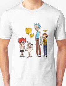 Rick Dialogue T-Shirt