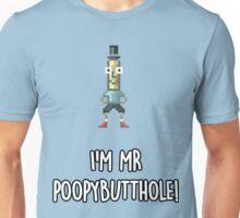 Mr Poopybutthole Unisex T-Shirt