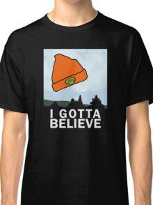 I Gotta Believe/X-Files Classic T-Shirt