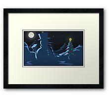 Freezeezy Framed Print