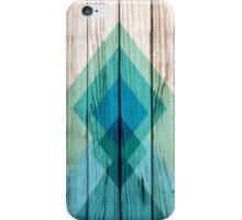 Wood grainage iPhone Case/Skin