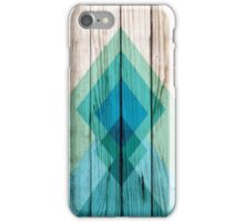 Wood grainage iPhone Case/Skin