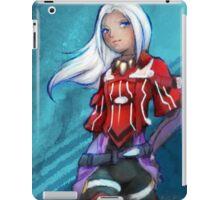 Elma - Xenoblade Chronicles X iPad Case/Skin