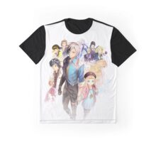 TALES OF XILLIA 2 · t-shirt: coverART [no logo version] Graphic T-Shirt