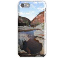 Hamersley Gorge, Karijini National Park iPhone Case/Skin