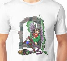 Knitting Fairy Unisex T-Shirt
