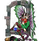 Knitting Fairy by Sladeside