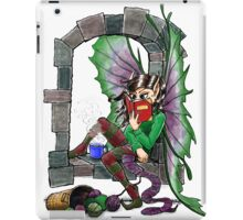 Knitting Fairy iPad Case/Skin