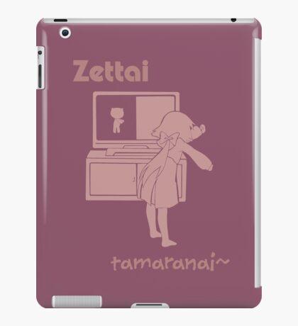 Anime and manga - zettai tamaranai iPad Case/Skin