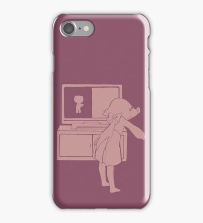 Anime and manga - zettai tamaranai iPhone Case/Skin