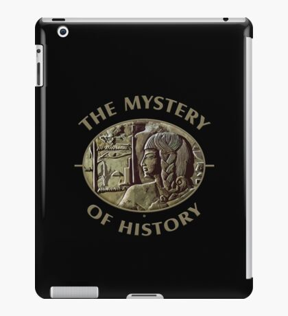 The Mystery Of History iPad Case/Skin