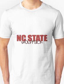 North Carolina State University Unisex T-Shirt