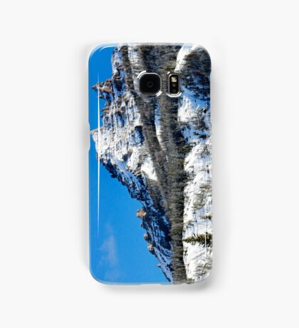Snow Capped Pinnacles Samsung Galaxy Case/Skin