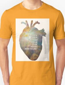 purpose of human life T-Shirt