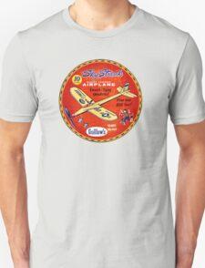 Sky Streak Balsa gliders- Fun Unisex T-Shirt