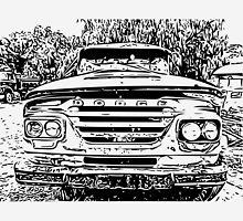 Dodge Truck by davidcaddy