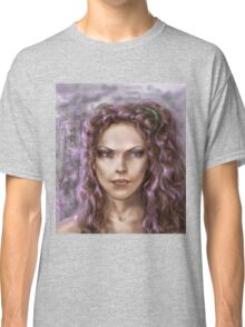 Girl from the constellation of Aldebaran Classic T-Shirt