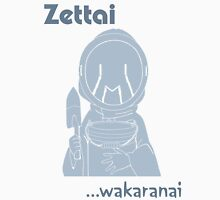 Anime and manga - zettai wakaranai Unisex T-Shirt