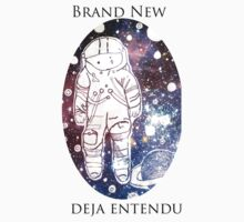 Brand New Band Deja Entendu Spaceman 2 Kids Tee