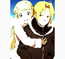 Ed and Winry - Full Metal Alchemist Classic T-Shirt