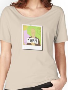 Thief  Women's Relaxed Fit T-Shirt