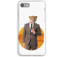 Mr Cheetah iPhone Case/Skin