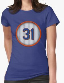 31 - Piazza Womens Fitted T-Shirt