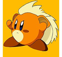 Growlithe | Kirby Collection Photographic Print