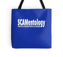SCAMentology Tote Bag