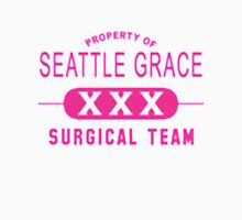Property of Seattle Grace in Pink  Unisex T-Shirt