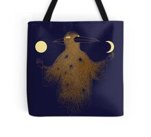 Crow Moon Shaman Tote Bag
