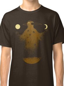 Crow Moon Shaman Classic T-Shirt