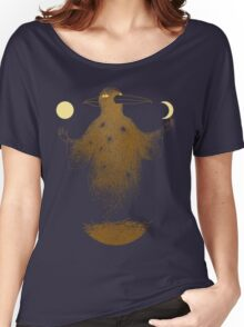 Crow Moon Shaman Women's Relaxed Fit T-Shirt