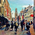 Steenweg, Utrecht  by Cameron Hampton